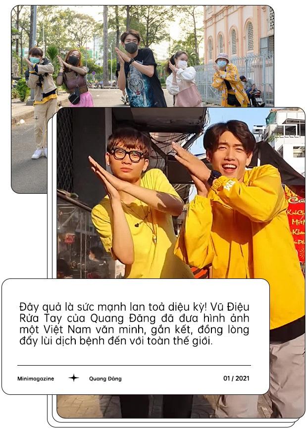 Quang Đăng - Chủ nhân của vũ điệu rửa tay gây sốt toàn cầu, tạo nên điều kỳ diệu mang tên Việt Nam giữa đại dịch COVID-19! - Ảnh 5.