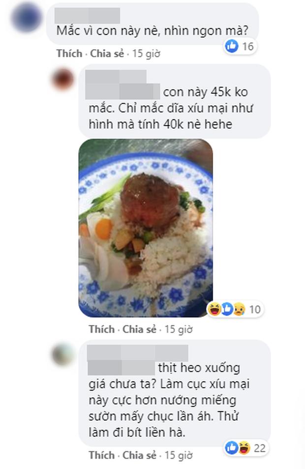 """Hàng cơm tấm nổi tiếng Sài Gòn bị tố """"chặt chém"""" 2 suất cơm giá 185k, nhờ 1 con mực mà được giải tiếng oan - Ảnh 5."""