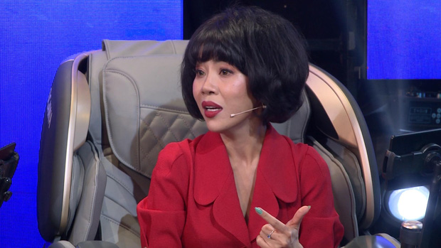 Clip: Diva Mỹ Linh cực gắt trong lần đầu diễn kịch với Trác Thúy Miêu - Ảnh 4.