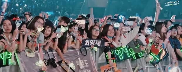 Fan Việt nở mũi tự hào khi xuất hiện to bự trên video kỷ niệm 7 năm debut của những chàng rể Việt Nam GOT7 - Ảnh 7.
