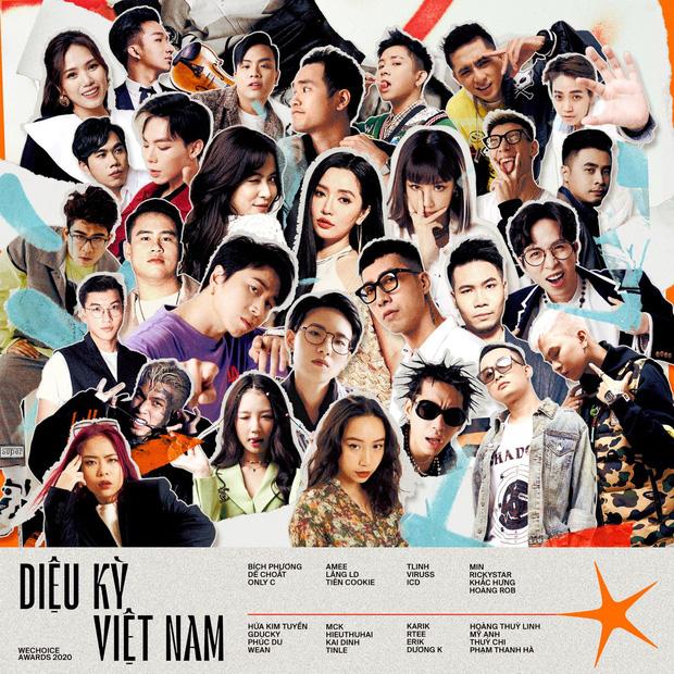 Hiếm album nào hội tụ được dàn producer Việt xịn thế này: Từ Khắc Hưng, Tiên Cookie, ViruSs và nhiều tên tuổi khác đều làm nên Diệu Kỳ Việt Nam - Ảnh 1.