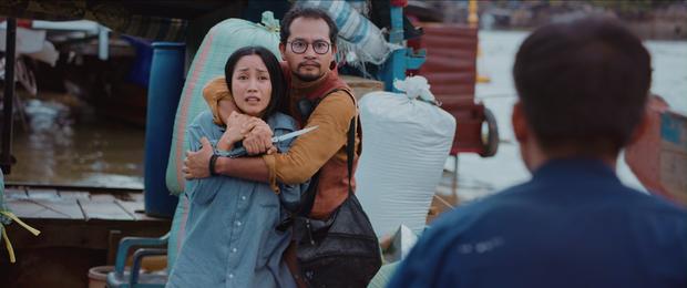 Ốc Thanh Vân hóa siêu mẹ bỉm ôm con đu lầu chạy trốn, 500 anh em yang hồ cũng làm không lại ở trailer Lật Mặt: 48H - Ảnh 8.