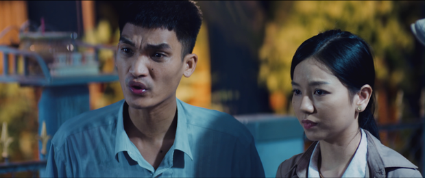 Ốc Thanh Vân hóa siêu mẹ bỉm ôm con đu lầu chạy trốn, 500 anh em yang hồ cũng làm không lại ở trailer Lật Mặt: 48H - Ảnh 10.