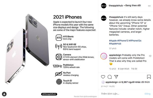 iPhone 13 đã bước vào giai đoạn kiểm định tại Trung Quốc? - Ảnh 2.