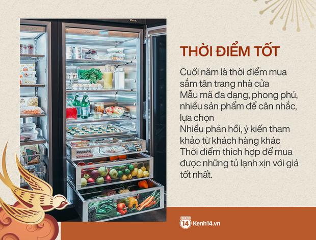 Góc chị em low-tech sắm Tết: Kinh nghiệm update tủ lạnh mới cho gia đình - Ảnh 1.