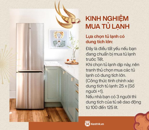 Góc chị em low-tech sắm Tết: Kinh nghiệm update tủ lạnh mới cho gia đình - Ảnh 2.