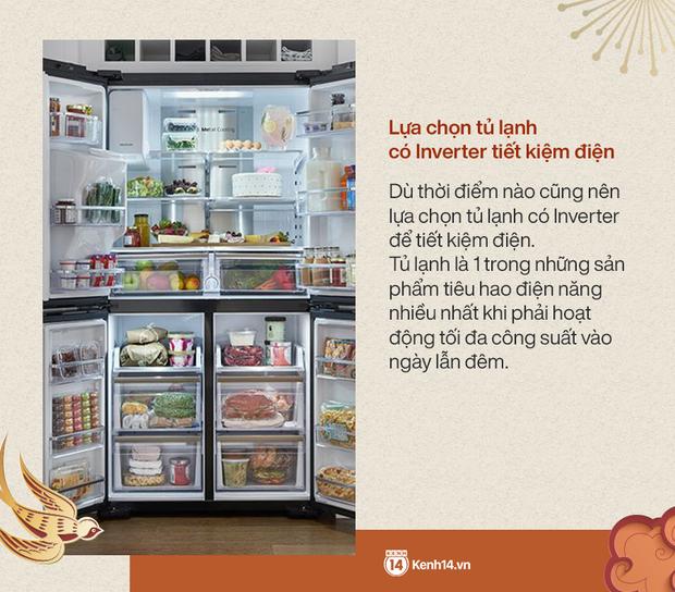 Góc chị em low-tech sắm Tết: Kinh nghiệm update tủ lạnh mới cho gia đình - Ảnh 4.