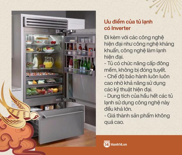 Góc chị em low-tech sắm Tết: Kinh nghiệm update tủ lạnh mới cho gia đình - Ảnh 5.