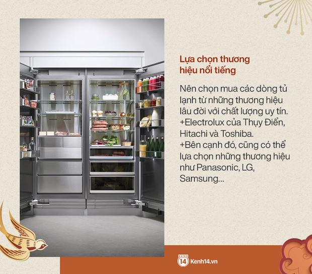 Góc chị em low-tech sắm Tết: Kinh nghiệm update tủ lạnh mới cho gia đình - Ảnh 6.