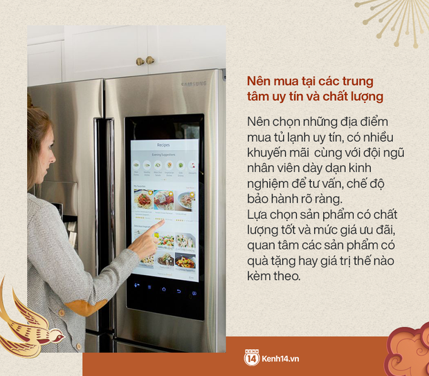 Góc chị em low-tech sắm Tết: Kinh nghiệm update tủ lạnh mới cho gia đình - Ảnh 7.