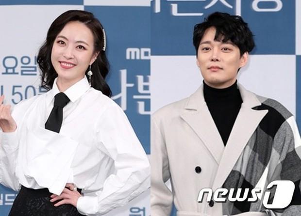 """Danh tính nữ diễn viên vừa kết hôn liền bị vợ cũ của chồng tố là """"tiểu tam"""": Hóa ra có mối quan hệ với Yoon Eun Hye? - Ảnh 7."""