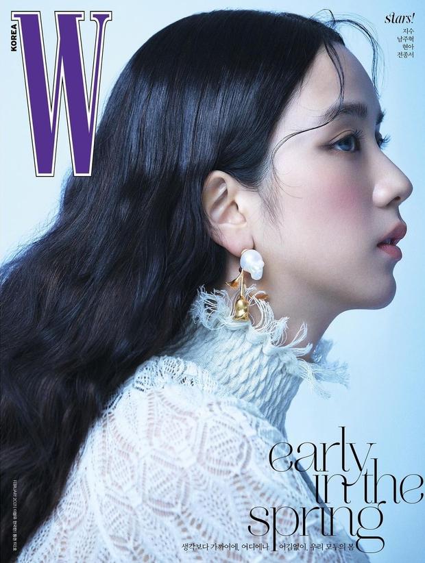 Không phải Lisa (BLACKPINK), đây mới là thành viên tiếp theo mở khóa lục đại tạp chí Hàn với nhan sắc tuyệt phẩm - Ảnh 3.