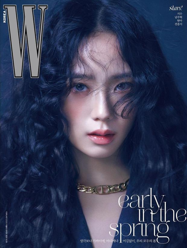 Không phải Lisa (BLACKPINK), đây mới là thành viên tiếp theo mở khóa lục đại tạp chí Hàn với nhan sắc tuyệt phẩm - Ảnh 4.