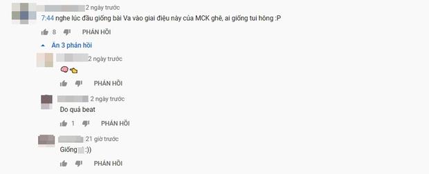 Pháo tung bản demo mới, netizen phát hiện con beat sao giống của MCK quá, còn bê nguyên câu va vào giai điệu của chính chủ? - Ảnh 6.