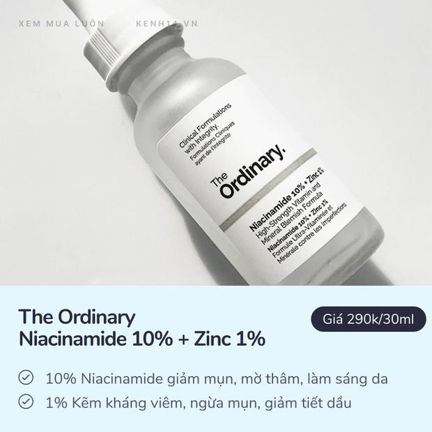 Tậu ngay serum Niacinamide để da nhanh hết thâm mụn, căng sáng đón Tết - Ảnh 6.