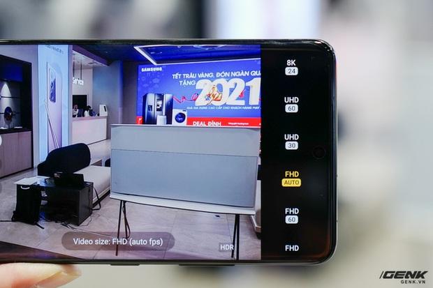 Trên tay Galaxy S21 và S21 Ultra vừa ra mắt: Làm chủ cuộc chơi với thiết kế đổi mới, camera nhiều nâng cấp về phần cứng lẫn phần mềm - Ảnh 11.