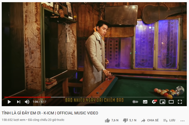 Ra mắt cùng thời điểm, MV mới của Ngô Kiến Huy và Yuno Bigboi nuốt trọn MV của K-ICM và Mâu Thuỷ trong 1 nốt nhạc! - Ảnh 3.