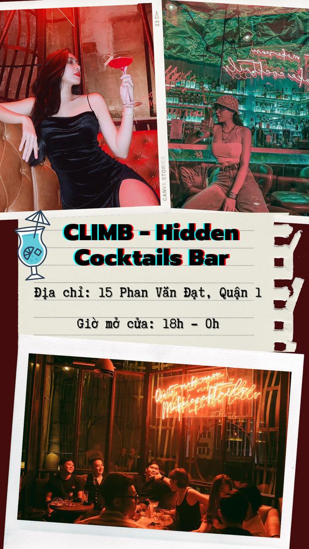 """Sài Gòn có 10 quán bar """"bên ngoài nhìn thô sơ, bên trong như căn cứ địa"""": Giá phải chăng, nước ngon, không gian cực hợp để ngồi """"chill phết"""" - Ảnh 2."""