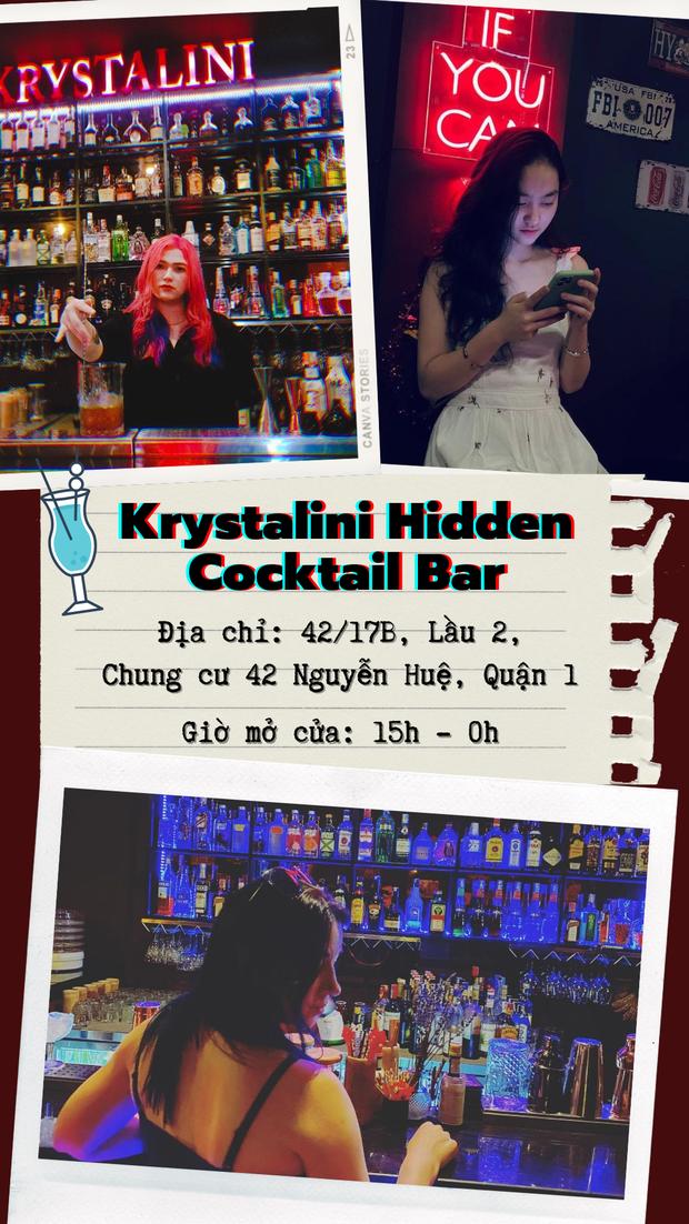 """Sài Gòn có 10 quán bar """"bên ngoài nhìn thô sơ, bên trong như căn cứ địa"""": Giá phải chăng, nước ngon, không gian cực hợp để ngồi """"chill phết"""" - Ảnh 9."""