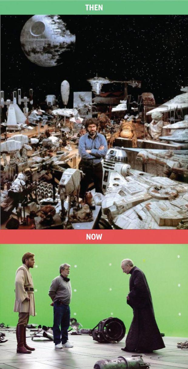 """Bộ ảnh """"ngày ấy - bây giờ"""" khiến ai cũng giật mình với sự thay đổi chóng mặt của cuộc sống và ngỡ ngàng trước sức mạnh của thời gian - Ảnh 2."""