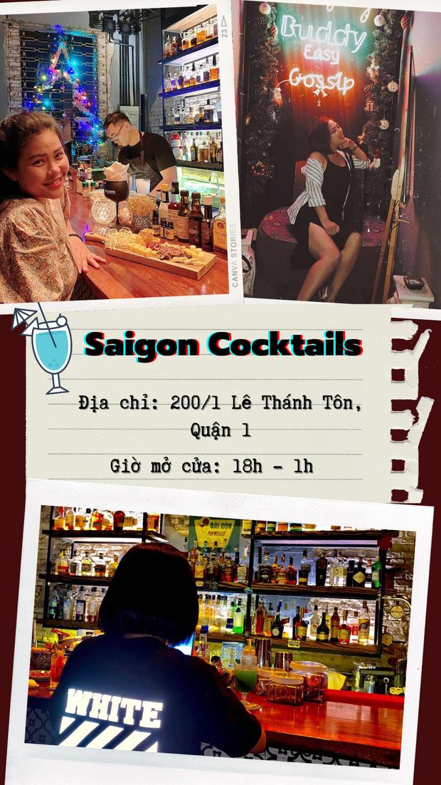 """Sài Gòn có 10 quán bar """"bên ngoài nhìn thô sơ, bên trong như căn cứ địa"""": Giá phải chăng, nước ngon, không gian cực hợp để ngồi """"chill phết"""" - Ảnh 10."""
