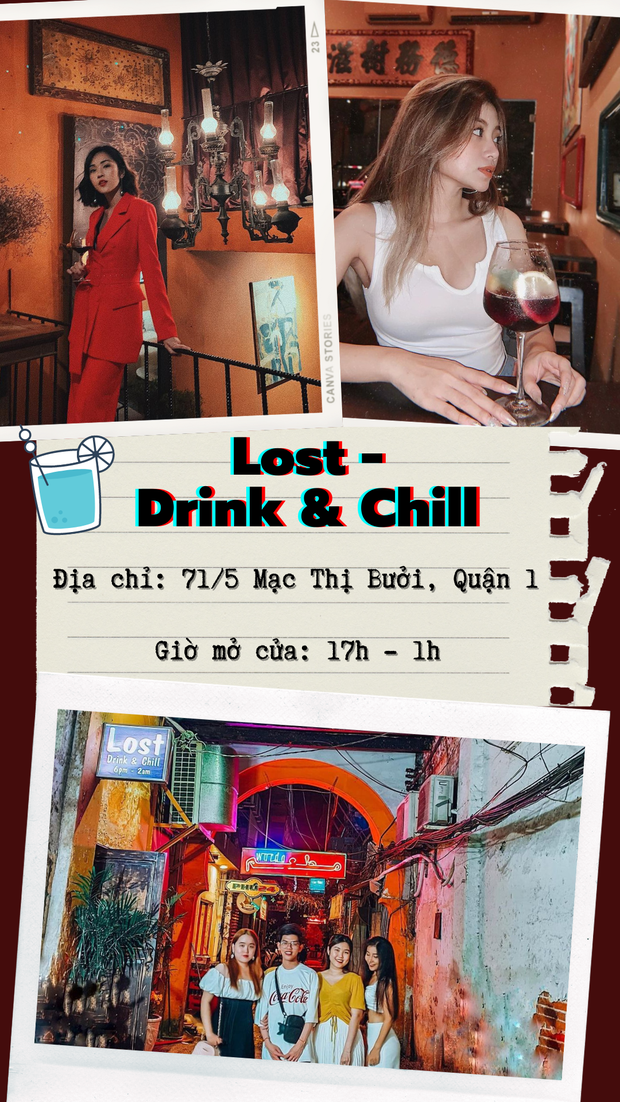 """Sài Gòn có 10 quán bar """"bên ngoài nhìn thô sơ, bên trong như căn cứ địa"""": Giá phải chăng, nước ngon, không gian cực hợp để ngồi """"chill phết"""" - Ảnh 4."""