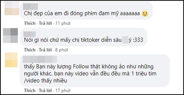 Hot girl TikTok 35 triệu lượt follow gây bão khi lấn sân đóng đam mỹ, còn là gu mặn tình người duyên rắn? - Ảnh 4.