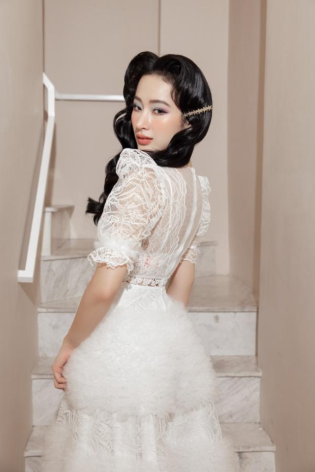 Sự kiện quy tụ toàn mỹ nhân Vbiz: Angela Phương Trinh nổi bật với vòng 1 khủng, Nhã Phương - Diễm My 9x ngọt ngào khó rời mắt - Ảnh 5.