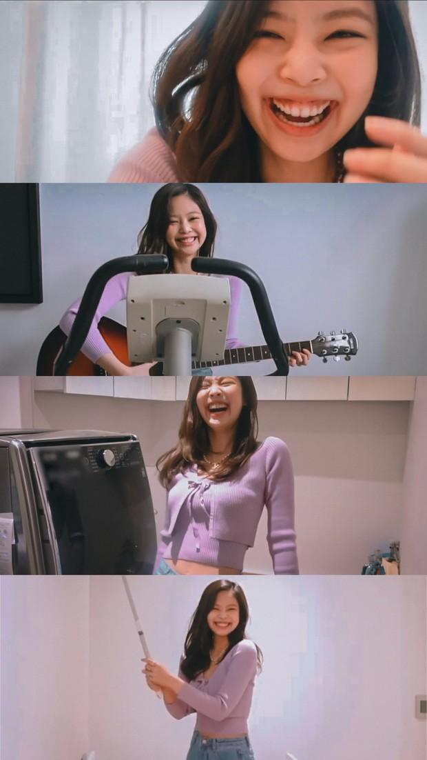 Video đầu tay của Jennie (BLACKPINK) đạt lượng xem khủng: Nhan sắc xinh xỉu, hé lộ cả nhà siêu sang - Ảnh 12.