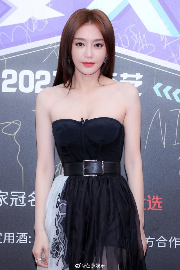 Tần Lam sexy cỡ nào mà tình cũ 1 thời Huỳnh Hiểu Minh quên cả Angela Baby, tới chào hỏi sau 18 năm? - Ảnh 8.