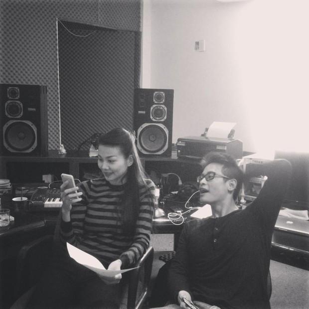 Thanh Hằng: Tôi biết hát nhưng trở thành ca sĩ là chuyện khác, tôi không muốn hát ra cho có âm thanh - Ảnh 4.
