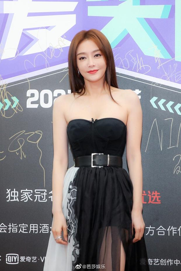 Tần Lam sexy cỡ nào mà tình cũ 1 thời Huỳnh Hiểu Minh quên cả Angela Baby, tới chào hỏi sau 18 năm? - Ảnh 9.