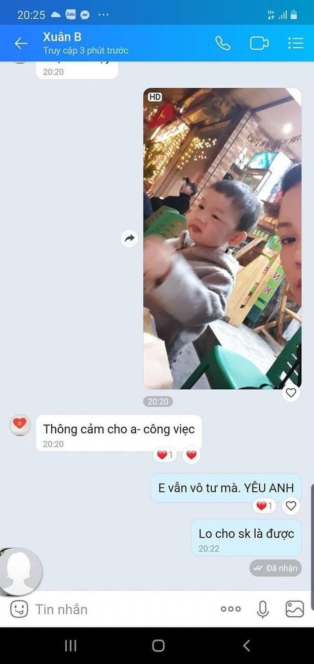 Tin nhắn hé lộ về người vợ đằng sau Giám đốc Nhà hát Kịch Việt Nam Xuân Bắc - Ảnh 3.