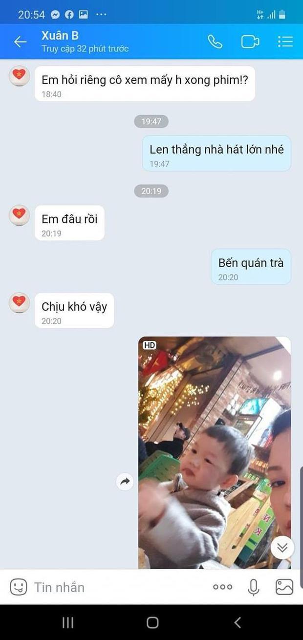Tin nhắn hé lộ về người vợ đằng sau Giám đốc Nhà hát Kịch Việt Nam Xuân Bắc - Ảnh 2.