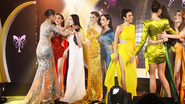 Vedette Vũ Thu Phương bị loại, top 6 người đẹp chuyển giới của Đại Sứ Hoàn Mỹ chính thức lộ diện! - Ảnh 2.
