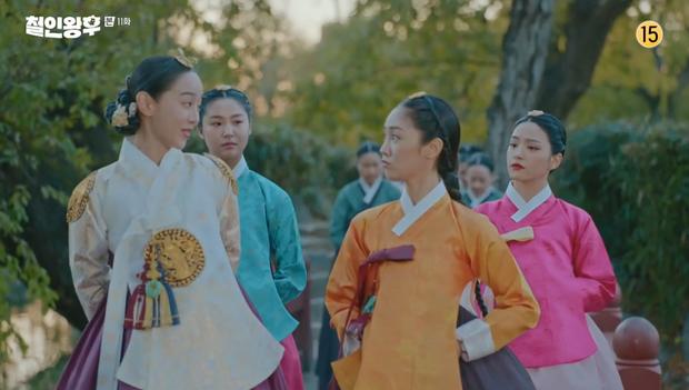 Mr. Queen tập 11 bẻ lái căng đét: Cả Kim Jung Hyun lẫn Shin Hye Sun đồng loạt bỏ mạng? - Ảnh 3.