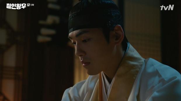 Mr. Queen tập 11 bẻ lái căng đét: Cả Kim Jung Hyun lẫn Shin Hye Sun đồng loạt bỏ mạng? - Ảnh 4.