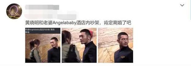 Rầm rộ hình ảnh Angela Baby cãi nhau to với Huỳnh Hiểu Minh trong khách sạn, phớt lờ chồng trong ngày sinh nhật con trai - Ảnh 2.
