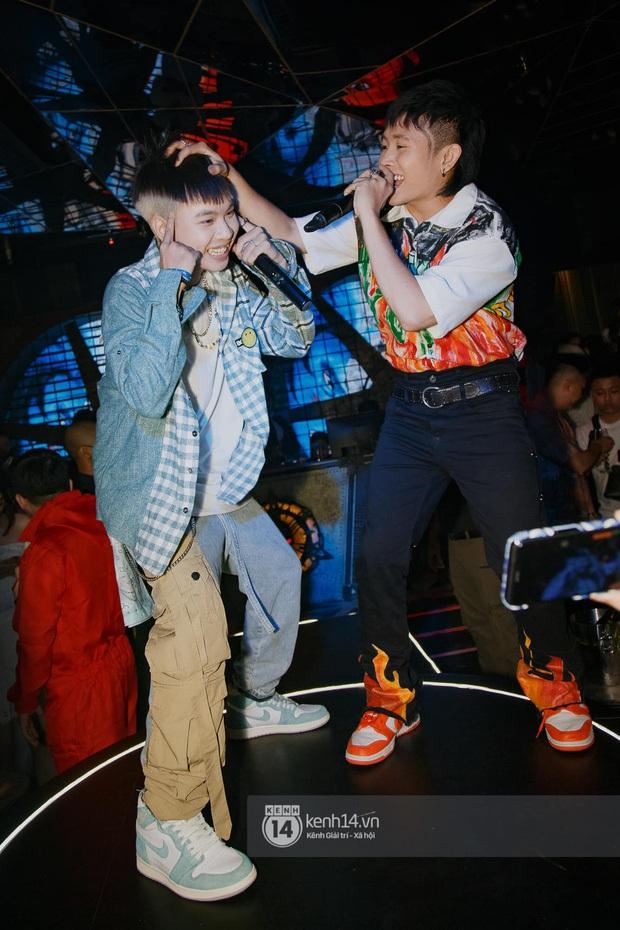 Ricky Star có động thái mới với R.Tee sau lùm xùm bị nói xấu ở Rap Việt - Ảnh 2.