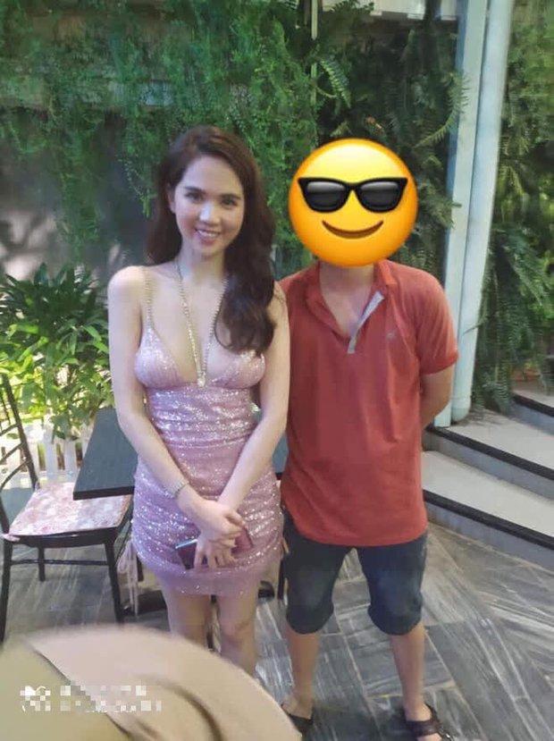 """Fanboy khoe ảnh cận body Ngọc Trinh khi bị chụp vội bằng camera thường: Vòng 1 """"mất tích"""", có sexy như lời đồn? - Ảnh 2."""