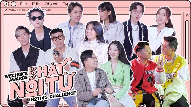 Khi nghệ sĩ Vpop chơi hát nối từ: Hoàng Thuỳ Linh, Min, Only C, Ricky Star mang đến loạt hit bất hủ; riêng Thuỳ Chi bắt trend cực mạnh - Ảnh 2.