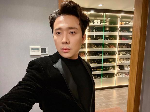 Căn hộ sang trọng của Trấn Thành - Hari Won: Đi đến phòng nước hoa và giày hiệu mà shock vì độ giàu có - Ảnh 6.