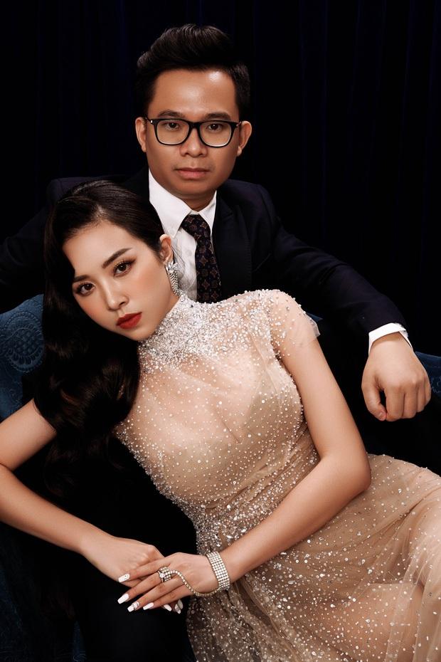 Hé lộ thiệp mời và thời gian tổ chức đám cưới ở TP.HCM của Á hậu Thúy An, Tiểu Vy là ngôi sao đầu tiên xác nhận đến dự - Ảnh 6.