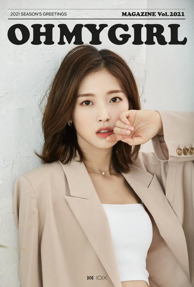 30 nữ idol Kpop hot nhất: Jennie (BLACKPINK) chưa bất ngờ bằng em út Oh My Girl đánh bật cả TWICE - MAMAMOO - Ảnh 3.