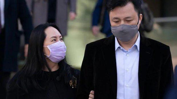 Những điều ít biết về Đại Công chúa Huawei: Tài giỏi, khí chất át vía cô em cùng cha khác mẹ kém 26 tuổi vừa gia nhập Cbiz - Ảnh 2.