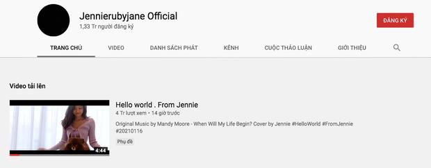 Kpop có 2 YouTuber mới nổi: Jennie mới lập nửa ngày có ngay nút vàng, mỹ nam GOT7 còn chưa kịp đăng clip nào đã gom được gần triệu subs - Ảnh 4.
