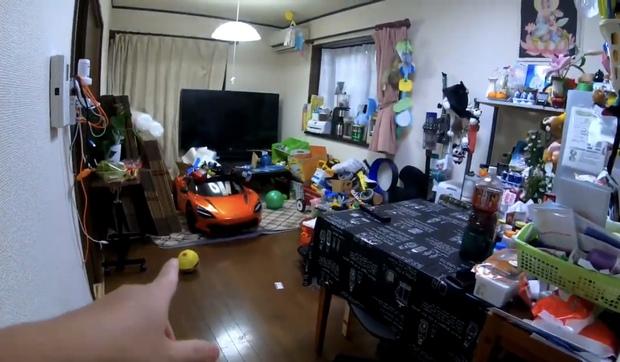 Quỳnh Trần JP lần đầu công khai căn trọ xập xệ trước khi sang nhà mới bạc tỷ ở Nhật, tiết lộ món đồ dùng để dằn mặt chồng - Ảnh 6.