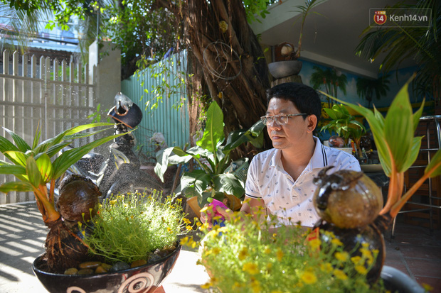 Độc đáo dừa bonsai hình con trâu khiến người Sài Gòn bỏ hàng triệu đồng mua chơi Tết Tân Sửu 2021 - Ảnh 7.