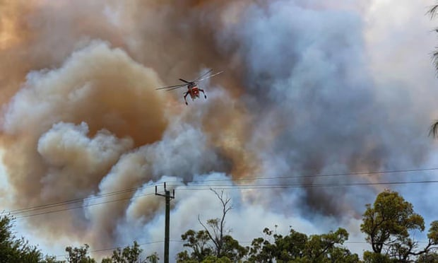 Cháy rừng vượt kiểm soát, Australia ban bố cảnh báo khẩn cấp tại Perth - Ảnh 2.