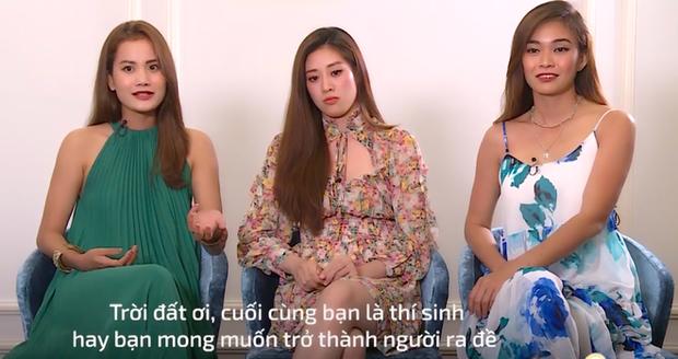 Netizen bức xúc tột độ vì Hoàng Thùy - Ngọc Diễm - Ngọc Châu cãi ngang, liên tục đòi đổi luật, chèn ép đối thủ tại Vietnam Why Not - Ảnh 3.
